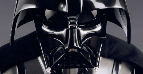 MY HERO: Darth Vader og andre kjente karakterer fra Star Wars er populære blant cosplayere.