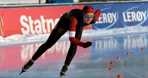 SSK-løperen Sofie Karoline Haugen skal i ilden i det tredje stevnet i Junior World Cup, som avvikles i Italia i helgen. ARKIVFOTO: SANDER HVAMMEN<I><U></U></I>