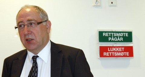 Savner begrunnelse: Statsadvokat Tormod Haugnes mener det finnes klare svakheter ved den norske juryordningen. Arkivfoto: Frank Waal