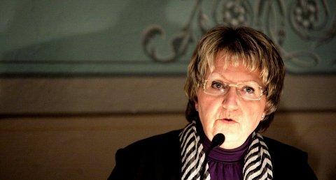 Fredrikstad-kvinnen og Frps stortingsrepresentant Vigdis Giltun står på valg i høst.