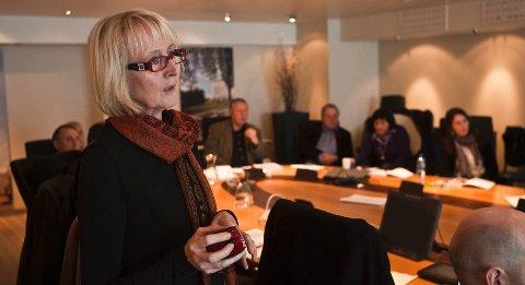 Adm.dir Kari Ugland i Helse Fonna sier partene har hatt en god dialog.