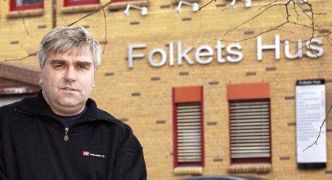 Roar Gunnufsen tror NHO driver strategisk valgtrylling med tall.  ARKIVFOTO: OLAF AKSELSEN