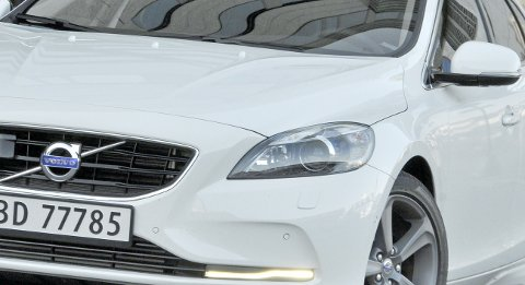 Nye Volvo V40 er tøff, kjører godt og er hyggelig priset.