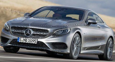 Kanskje er dette Mercedes vakreste bil, og uten tvil en av de aller dyreste.