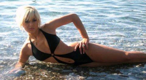Arita Fejzulai (23) har allerede hatt modelloppdrag i Norge, Albania og USA.