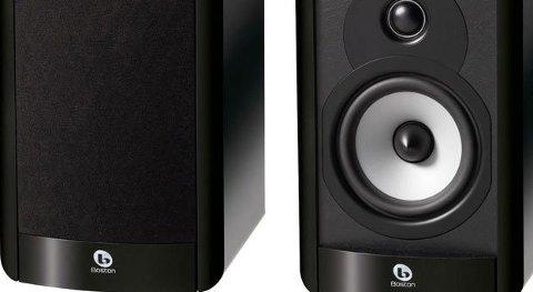 Bostin A25 har imponerende lyd og særdeles fyldig bass.