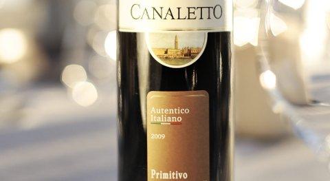 Canaletto Primitivo 2007.