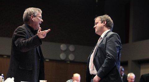 Aps Tomas Colin Archer reagerer på varaordfører Erlend Wiborgs refs av sin egen ordfører og stiller spørsmål om samarbeidet.