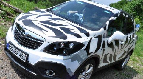Opels lille SUV ankommer Norge mot slutten av året.