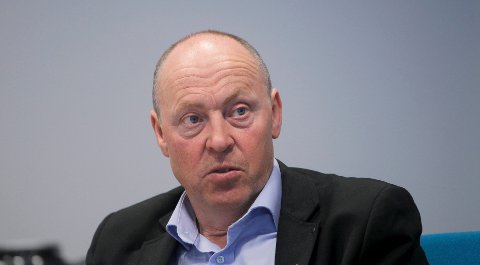 Arne Bergsvåg. Foto: Harald Nordbakken