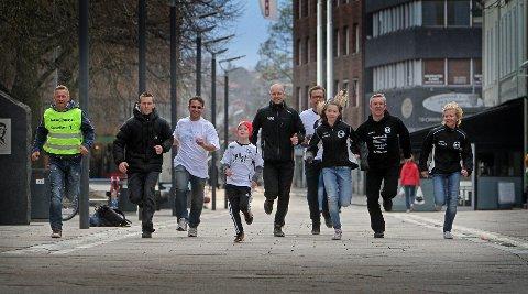 Jan Ellefsen, Ruben Jacobsen, Bedir Yiyit, William Solberg (8), Thomas Solberg, Håkon Sæther, Ellen Sjøblom, Øivind Røraas og Eva Nordqvist er alle klare for et nytt Christian Frederik-løp i august.