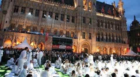 Brusselicious er navnet på det gastronomiske året i matbyen Brussel.