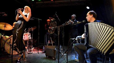 JULEKONSERT: Music for a while presenterer sin nye juleplate på Mølla 3. desember.FOTO: JAN STORFOSSEN