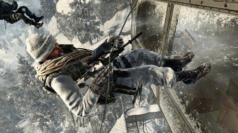 Call of Duty: Black Ops synes å ha kopiert Modern Warfare 2