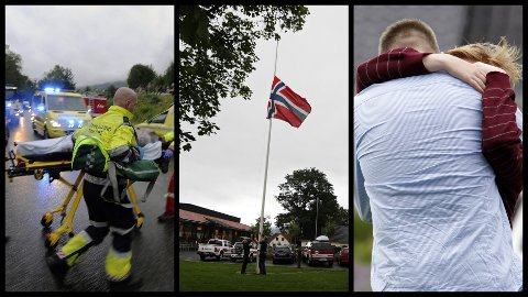 Hele Norge er rystet etter skytingen på Utøya og bombingen i Oslo.