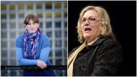 Anita Apelthun Sæle har sittet på Stortinget for KrF, men oppfordret før valget folk til å stemme på De Kristne istedet. Hun kunne ikke stemme på KrF i Buskerud fordi tredjekandidat Hanne Marie Pedersen-Eriksen er åpent homofil.