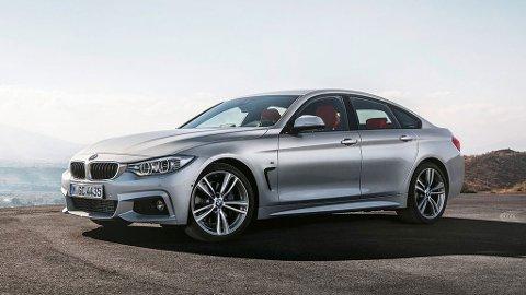 BMW er på plass i enda en nisje når de snart skal lansere 4-serie Gran Coupe. Den er på størrelse med 3-serie sedan, men med kombi-karosseri.