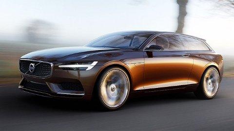 Volvo avslører at de etter alle solemerker lanserer V90. Erstatteren til dagens seige V70 som i dagens generasjon har hengt med siden 2008. Med andre ord en svært viktig bil for Volvo.