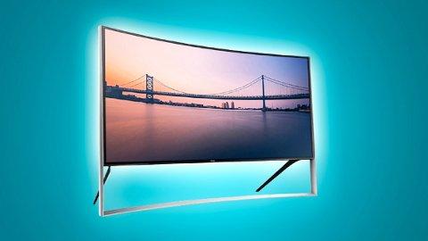 Prisen på Samungs nye TV med kurvet skjerm: 738.000 kroner!