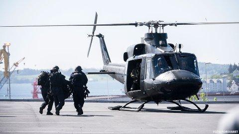 Politihøgskolen ønsker å ta i bruk områdene på Rygge militære flystasjon til sine øvelser for kategori tre-tjenestemenn.