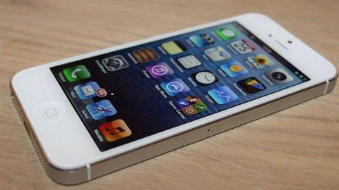 Apple skal visstnok ha levert en del iPhone 5-modeller med svakheter i batteriet.