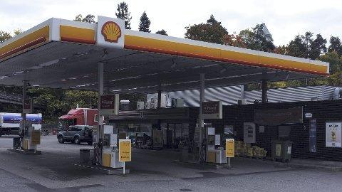 NYTT HENTEPUNKT: Shellstasjonen ved Ormøya på E18 ut av Oslo blir et nytt hentepunkt for Follo-innbyggerne. FOTO: KOLONIAL.NO