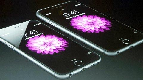 Han kjøpte 99 iPhone 6 og punget ut 560.000 kroner, men fikk avslag på frieriforsøket.