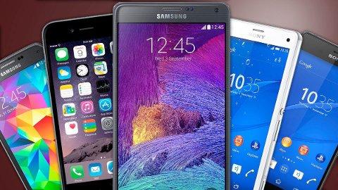 Julesalget av mobiler begynner å komme i full gang. Hvilken modell bør du velge?