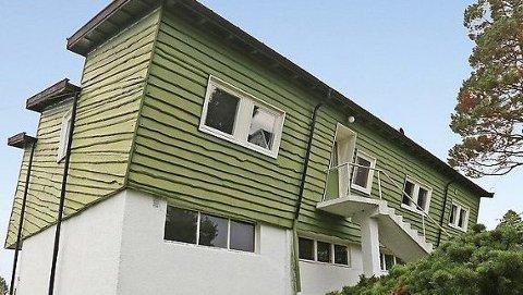 I Bekkedalsveien ligger «danskehuset», bygd i 1956. Nå er det spesielle huset til salgs.