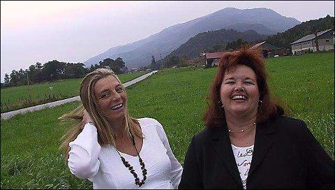 Livsnytere: Elin Vestbø og Marit Eikehaugen vendte tilbake til landet for å få tid til å ha det kjekt.