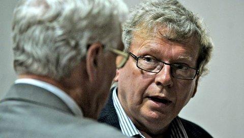 KritiskDaglig leder i FRID Svein Femtehjell inviterer til idrettsdebatt i kveld. arkivfoto: Geir A. Carlsson