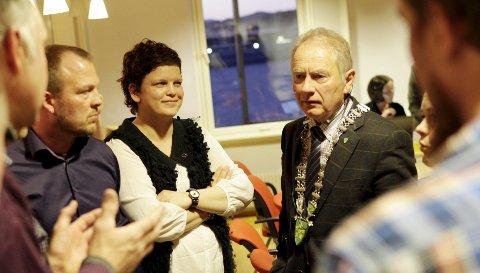 Snart skal ordfører Thorvald Hillestad (Sp) og resten av kommunestyret i Re behandle innbyggerundersøkelsen.
