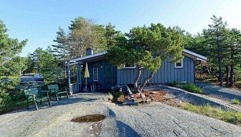 Hytte på Hvaler: Her og i Hurum i Buskerud blir det omsatt flest hytter i Norge for tiden. Annonsebilde: Fotografen kommer