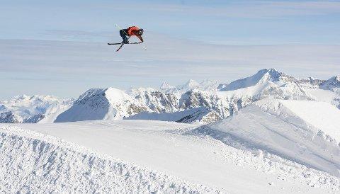 Anders Backe kom nylig hjem fra et vellykket opphold i Sveits, der han og fotograf Vegard Breie konsentrerte seg om å skape vakre bilder som dette. I vinter skal duoen gjøre mange fotoprosjekter sammen. alle foto: vegard breie