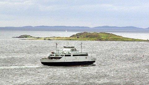 FORNYES: Konsesjonen på Moss-Horten-sambandet skal fornyes om drøyt tre år. Foto: Jon-Ivar Fjeld