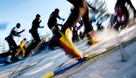 Det 90 kilometer lange Vasaloppet i Sverige tiltrekker seg mange nordmenn.