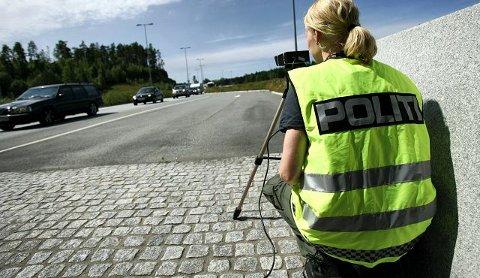 Politiet har færre ressurser om sommeren. Dette gir et enda tydeligere bilde på situasjonen året rundt, mener Tage Pettersen.