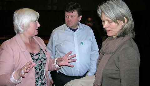 Venstres Sindre Westerlund-Mork gikk hardt ut mot åpningen av Nøkkeland skole. Han fikk støtte fra Anne-Siri Walle (KrF) og Caroline Haaland (Uavh.).