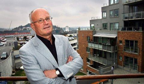 BRA MED GJELDSKUTT: Økonomi-ekspert Carsten O. Five fra Bærums Verk mener gjeldskutt er sunt. FOTO: ULF HANSEN