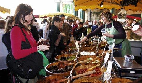 Borough Market i Southwark i London er ansett som storbyens beste matmarked.