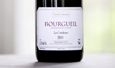 La Coudraye 2011, Yannick Amirault, Bourgeuil (vare nr. 8028701, kr 156, bestillingsutvalg)