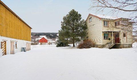 Det er flest småbruk til salgs i Hedmark, deretter følger Sør-Trøndelag og Oppland. Her fra Ålen, cirka to timer med tog fra Trondheim.