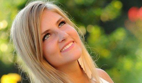 Elise fra Stange er klar for finalen i Miss Universe Norway.
