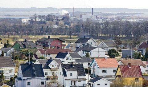 Boligprisene både i Norge og Fredrikstad var i mai 0,1 prosent høyere enn i april, også når man korrigerer for sesongvariasjoner.