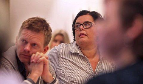 Tage Pettersen (H) og Anne Bramo (Frp) ønsker at administrasjonen fortsatt har stort fokus på blant annet bedre arbeidsmiljø og lederutvikling.
