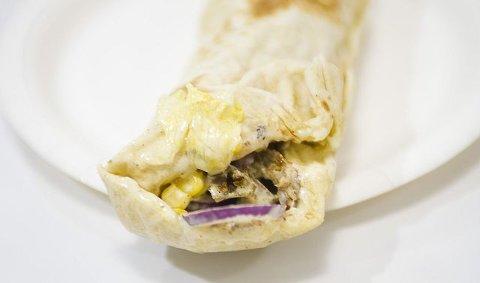 Kebab House i Storgata. Hvorfor: God tyggekonsistens, rent kjøtt og fersk salat. Pris: 80 Poeng: 17