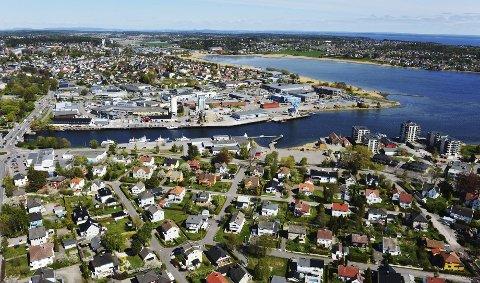 FUSJONSFORDELER: En sammenslåing av flere kommuner vil blant annet kunne føre til bedre arealforvaltning. Foto: Per Gilding