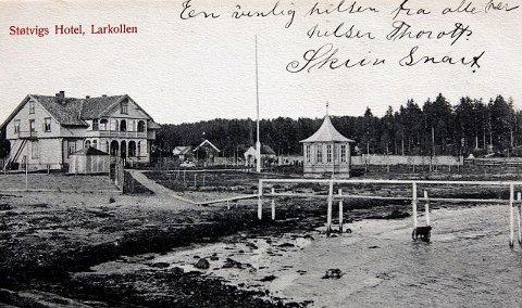 1909 Støtvig Hotel