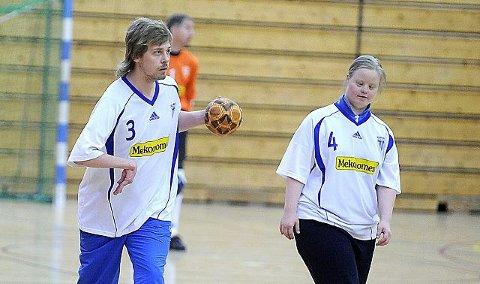 ØSTLANDSSERIEN: Kolbotns Thomas Thorsen spilte Østlandsserie-kamp i Sofiemyrhallen lørdag.