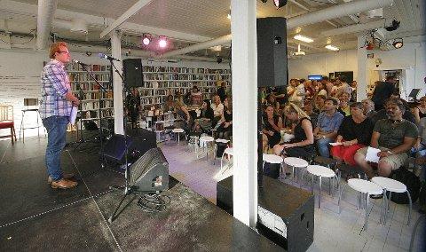 Møllebyen litteraturfestival